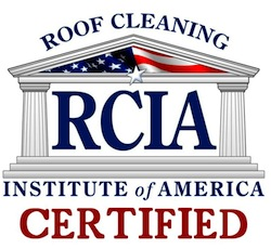 We Follow The Recommended Non Pressure Roof Cleaning Chemical Suggestions  Of The Asphalt Roofing Manufacturers Association.