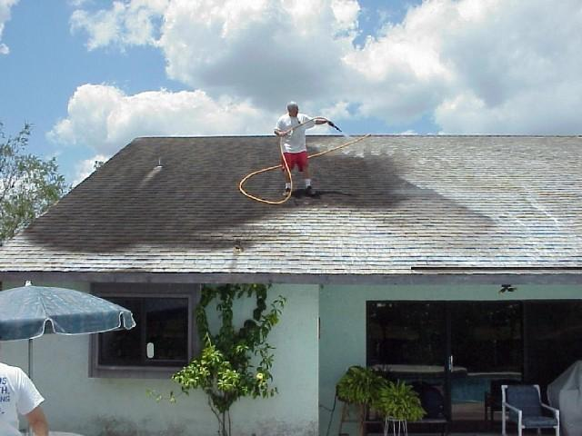 Never Clean Your Roof Again ⋆ Apple Roof Cleaning Tampa